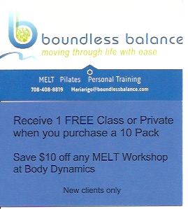 Boundless Balance